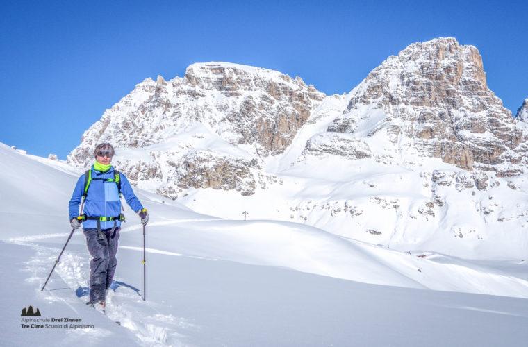 Skitour - sci d'alpinismo Sextnerstein Sasso di Sesto-13