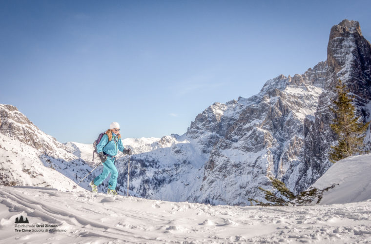 Skitour - sci d'alpinismo Sextnerstein Sasso di Sesto-2