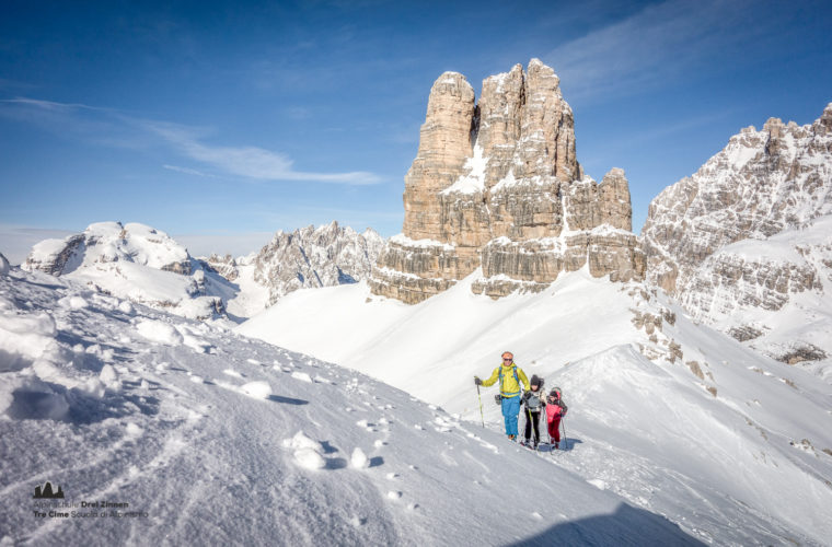 Skitour - sci d'alpinismo Sextnerstein Sasso di Sesto-4