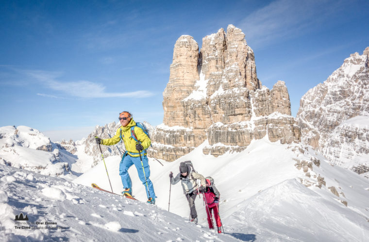 Skitour - sci d'alpinismo Sextnerstein Sasso di Sesto-5