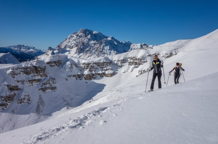Schneeschuhwanderung - Ciaspolata - snowshoehiking (17)