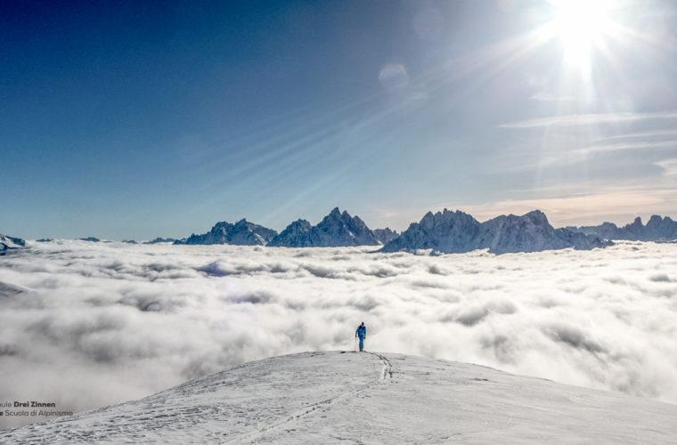 Skitour - sci d'alpinismo Dolomitendurchquerung-2