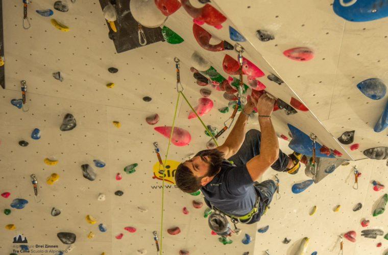 Kletterhalle - indoor climbing 10