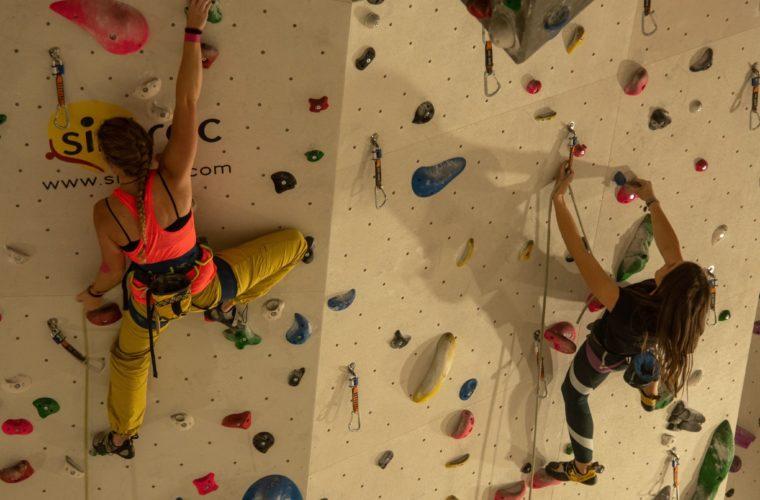 Kletterhalle - indoor climbing 12