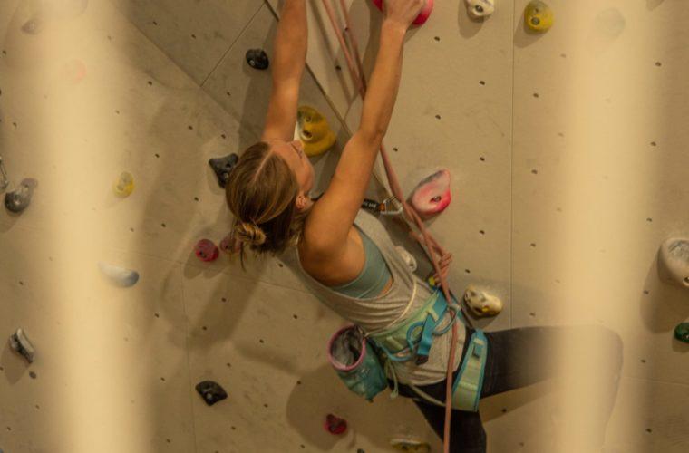 Kletterhalle - indoor climbing 6