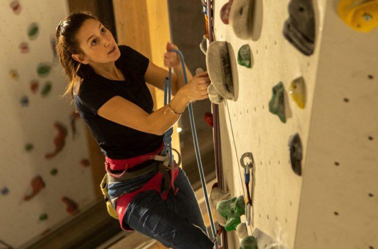 Kletterhalle - indoor climbing 9