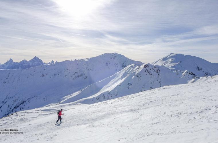 Skitour - sci d'alpinismo Dolomitendurchquerung-1
