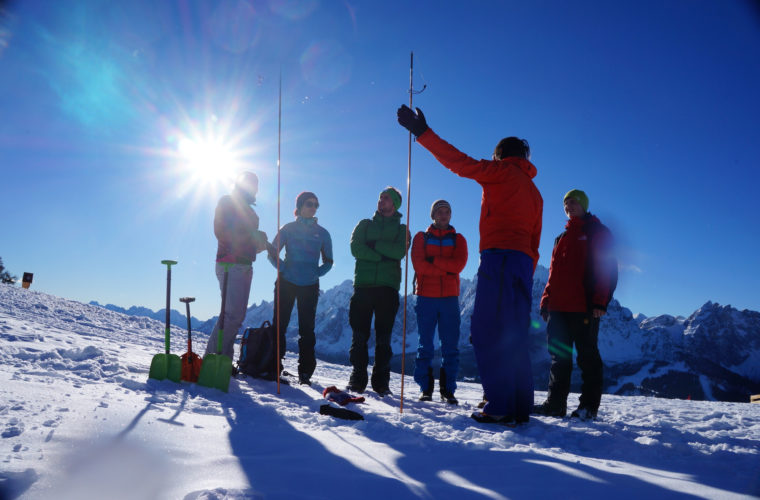 Lawinentraining - corso valanghe - avalanche training (9)