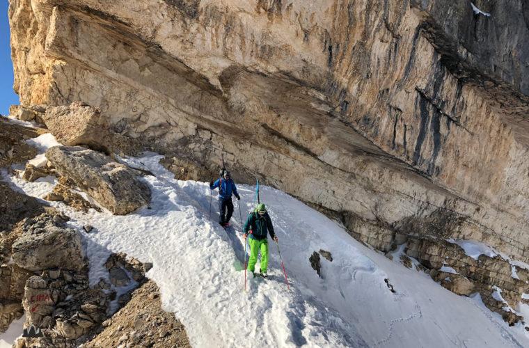 Cortina Freeride Skitour sci alpinismo-3