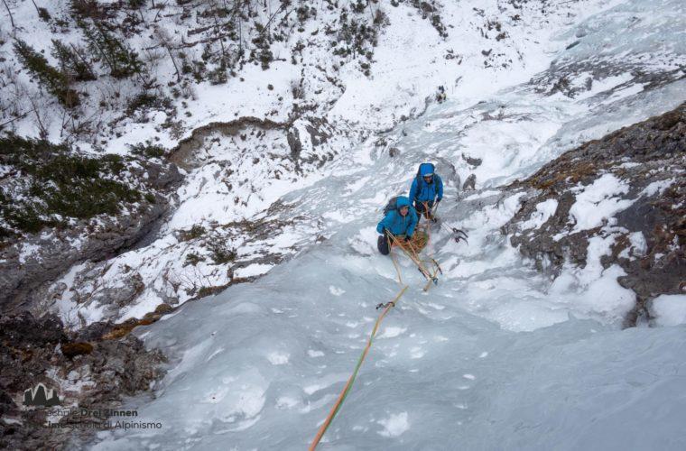 Eisklettern - arrampicata su ghiaccio - ice climbing (6)