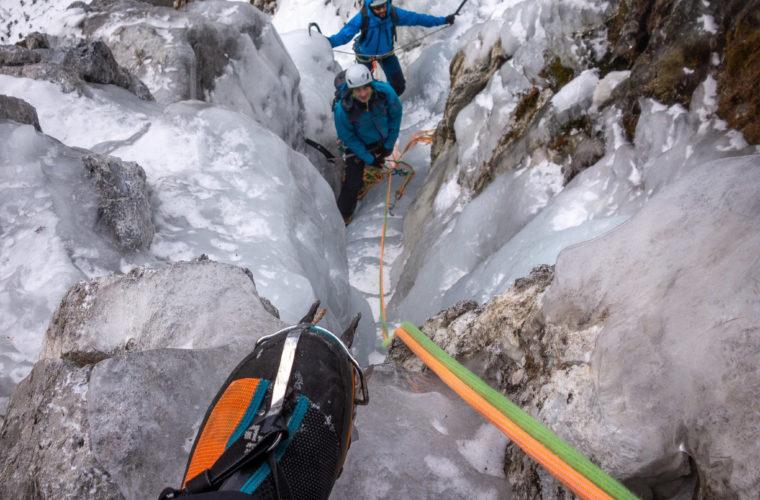 Eisklettern - arrampicata su ghiaccio - ice climbing (9)