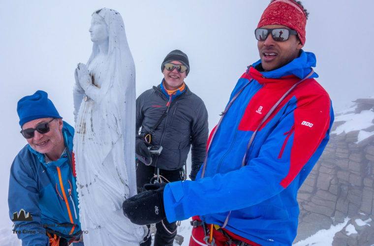 Skitour Gran Paradiso sci d'alpinismo (11)