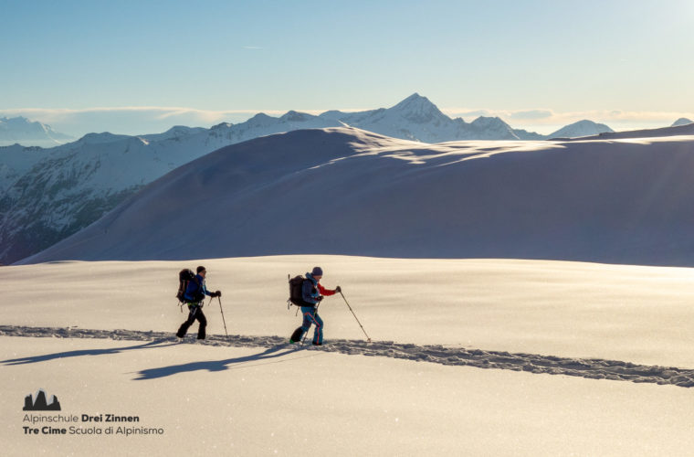 Skitour Gran Paradiso sci d'alpinismo (4)