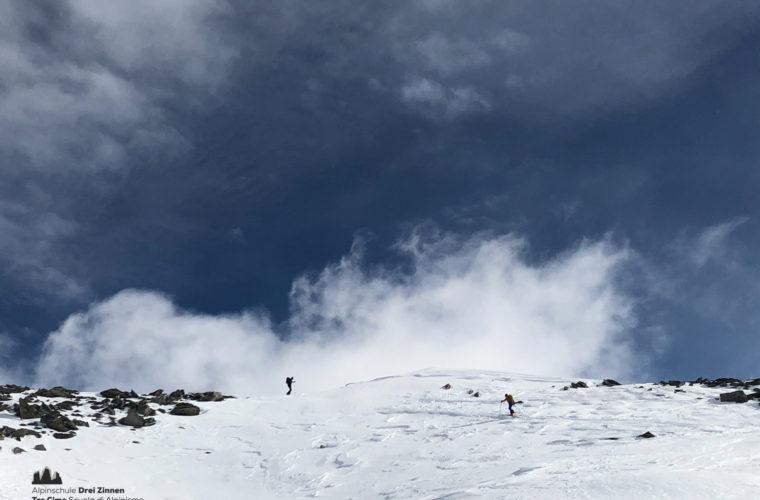 Skitour Matrei sci alpinismo-2
