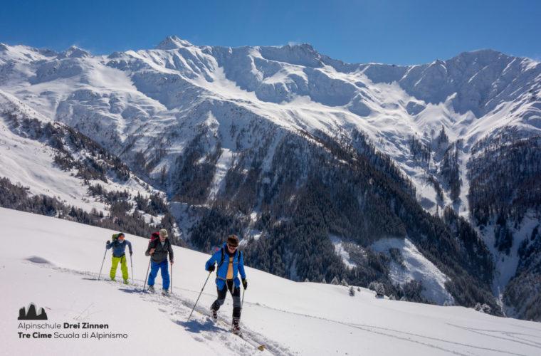 Skitouren Matrei Lienz Osttirol