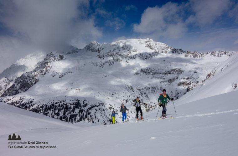 Skitouren Matrei Defreggen Osttirol Österreich