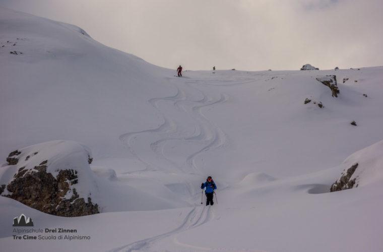 Val Mezdi Skitour sci alpinismo (5)