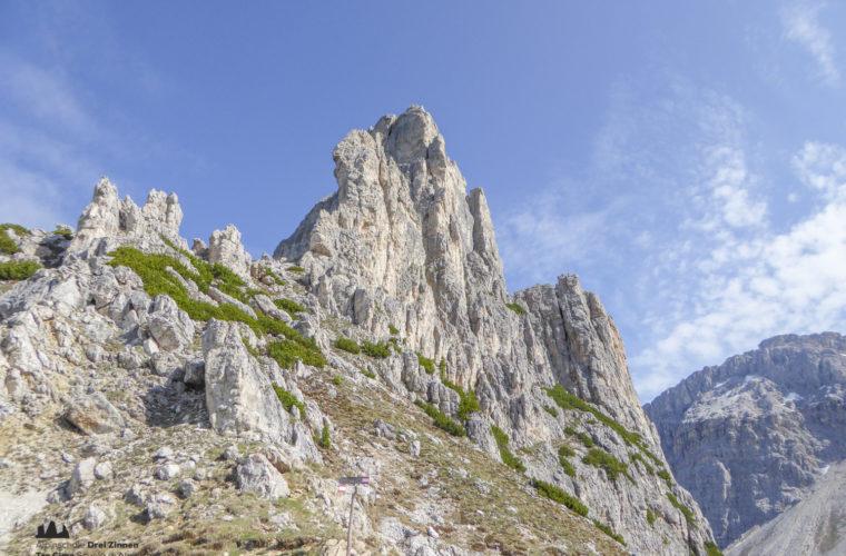 via ferrat Sas de Stria Hexenstein Klettersteig Alpinschule Drei Zinnen-9