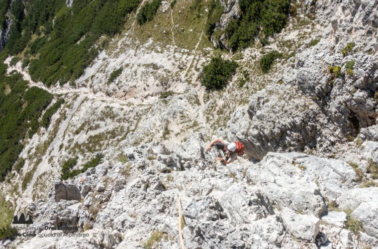 Hexenstein - Sas de Stria Alpinschule Drei Zinnen (2)