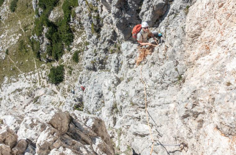 Hexenstein - Sas de Stria Alpinschule Drei Zinnen (3)
