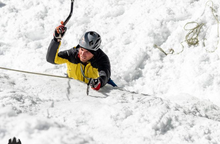 Eisklettern - arrampicata su ghiaccio - ice climbing - Alpinschule Drei Zinnen 2020 (20)