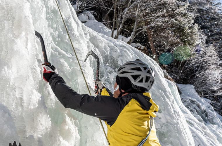 Eisklettern - arrampicata su ghiaccio - ice climbing - Alpinschule Drei Zinnen 2020 (22)