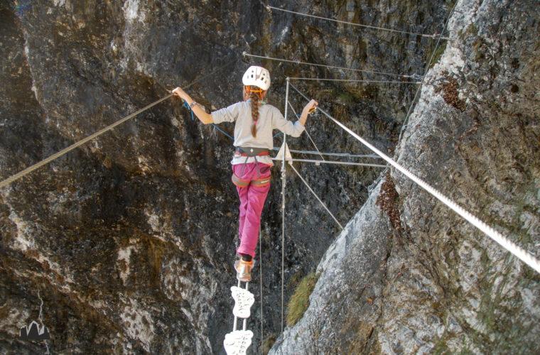 Klettersteig Via Ferrata Arco Gardasee Woche - Alpinschule Drei Zinnen (2)