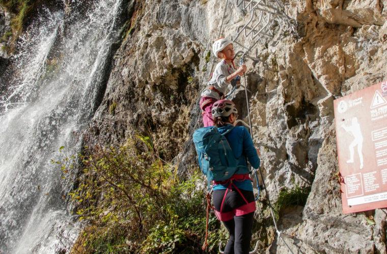 Klettersteig Via Ferrata Arco Gardasee Woche - Alpinschule Drei Zinnen (7)