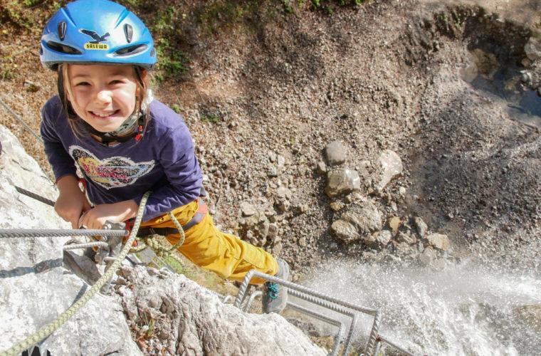 Klettersteig Via Ferrata Arco Gardasee Woche - Alpinschule Drei Zinnen (8)