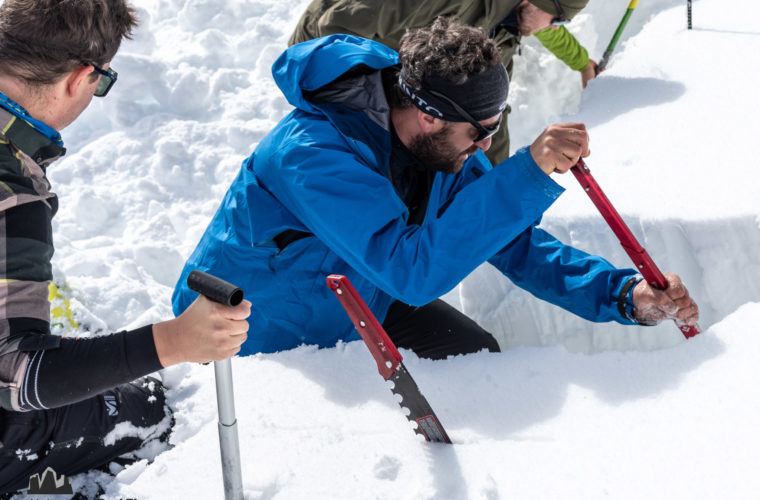 Lawinencoaching - corso valanghe - avalanche training - Alpinschule Drei Zinnen 2020 (18)