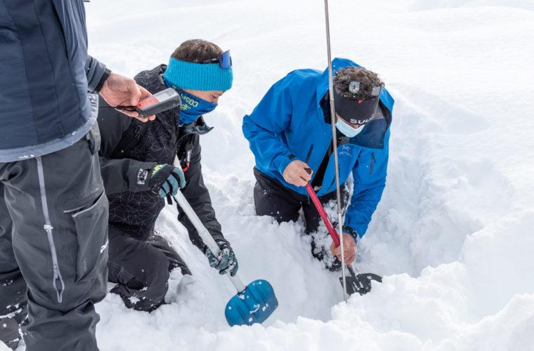 Lawinencoaching - corso valanghe - avalanche training - Alpinschule Drei Zinnen 2020 (8)