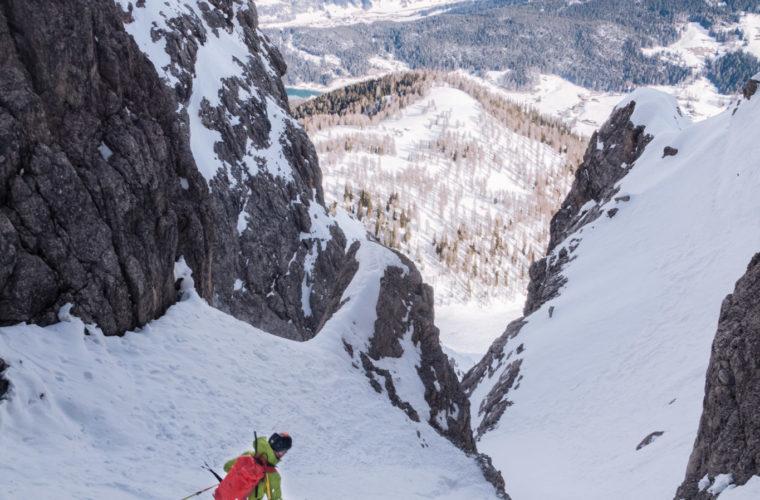 Skitour sci alpinismo - Alpinschule Drei Zinnen Tre Cime Dolomiti (1)