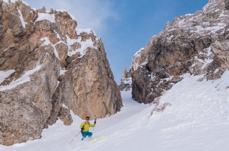 Skitour sci alpinismo - Alpinschule Drei Zinnen Tre Cime Dolomiti (24)