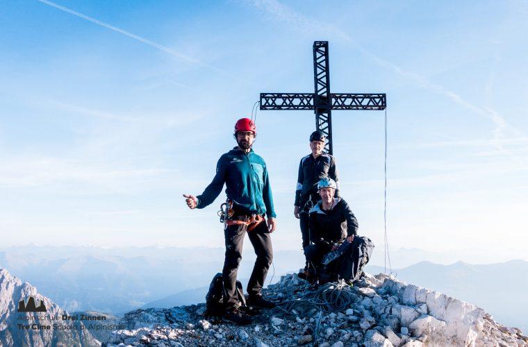 Sextner Sonnenuhr meridiana di Sesto - Alpinschule Drei Zinnen (3)